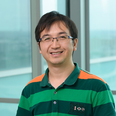 Yonglong Wei, Ph.D.