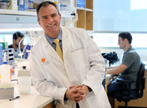 Dr. Ralph DeBerardinis is the Moody Foundation's Robert L. Moody Sr. Faculty Scholar