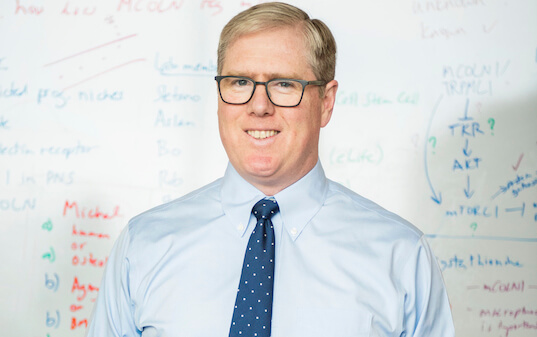 Sean Morrison, Ph.D., elected to the National Academy of Science (NAS).
