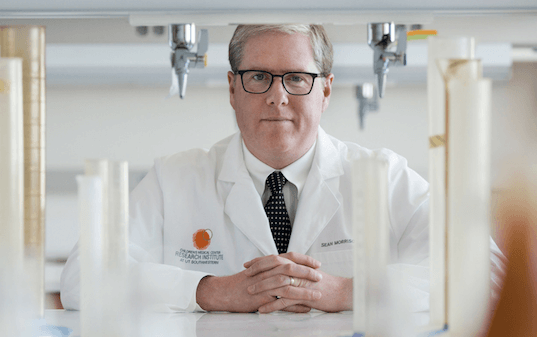 Sean Morrison, Ph.D., elected to the National Academy of Medicine (NAM).