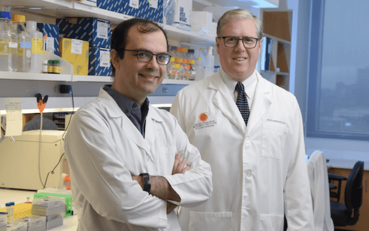 Stem cells discovered to take up unusually high levels of vitamin C, which regulates their function and suppresses the development of leukemia. These findings have implications for older patients with a common precancerous condition known as clonal hematopoiesis.