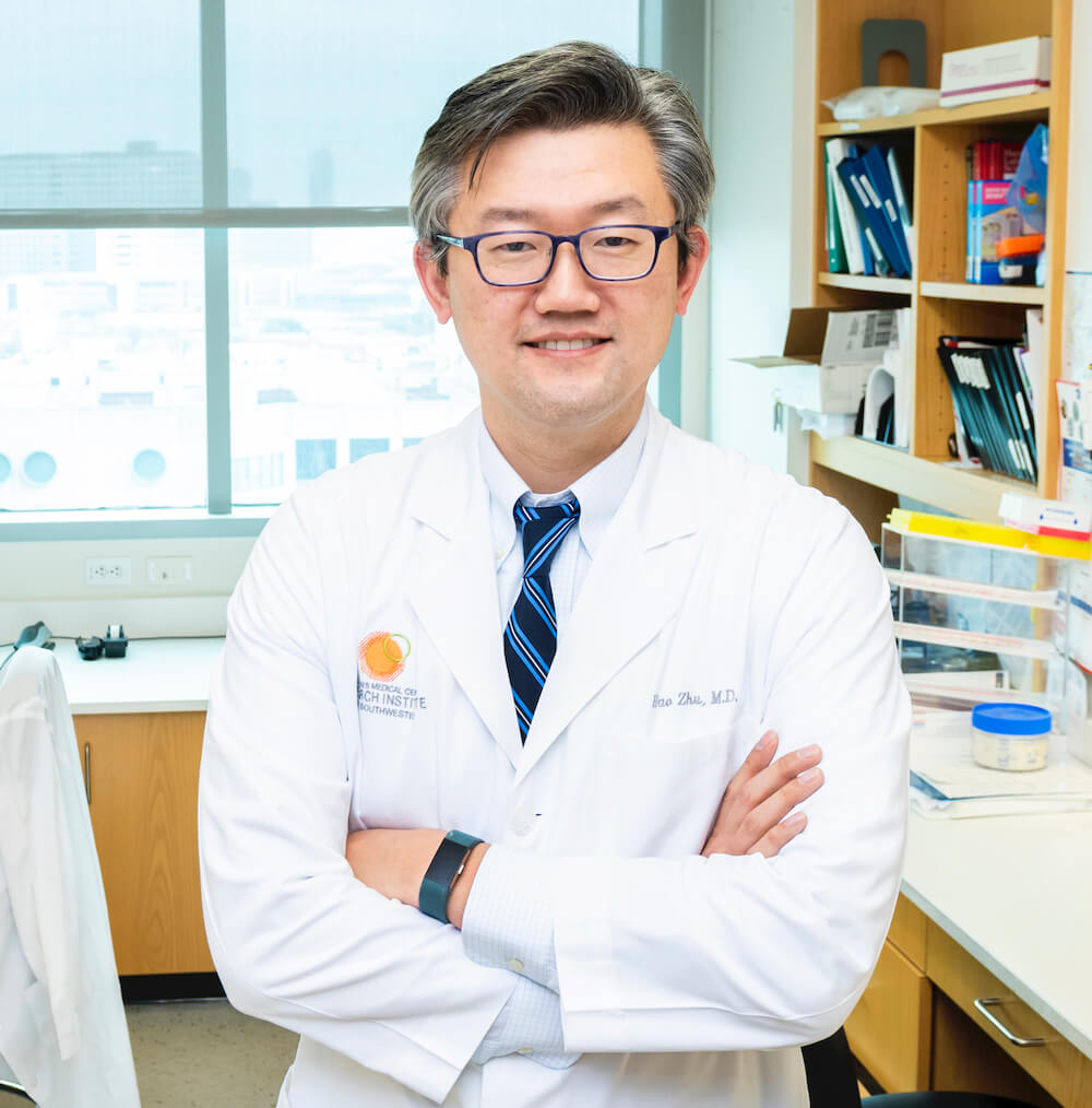CRI(D190208R): Dr. Hao Zhu (MD, Children's Research Institute).